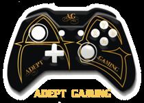 Adept Gaming Logo