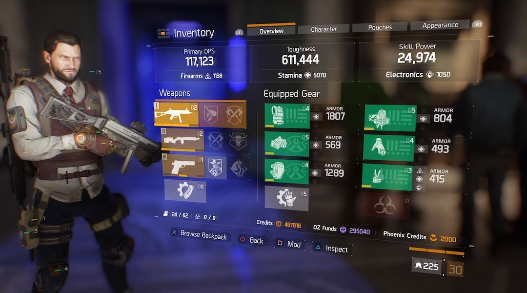 Tom Clancy S The Division Build Guide