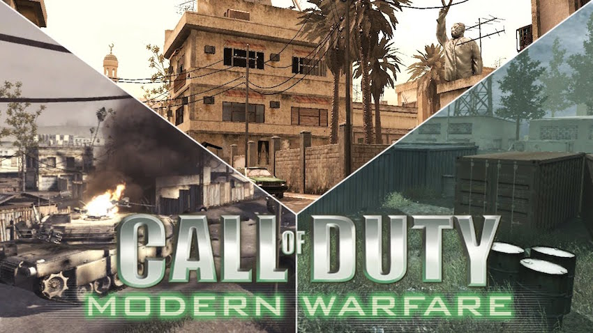 Call of Duty 4 Modern Warfare Remastered Prestige Level Up Service