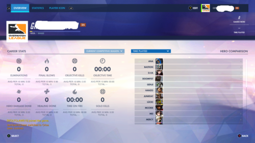 how to make smurf account overwatch xbox